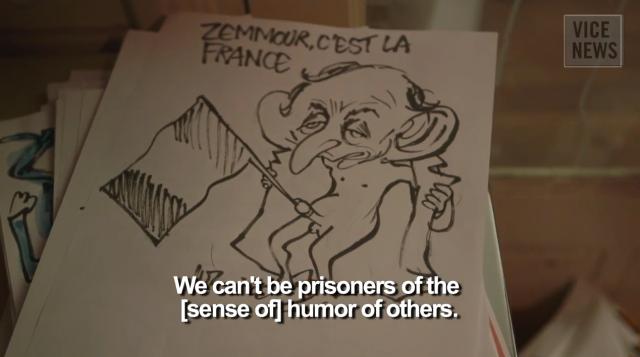 Le caricaturiste - 6