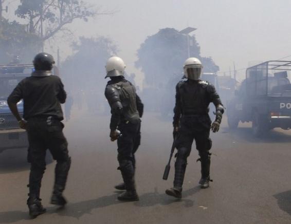 Guinée Année zéro - 2
