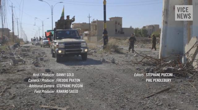 Reclaiming Sinjar Pushing Back the Islamic State